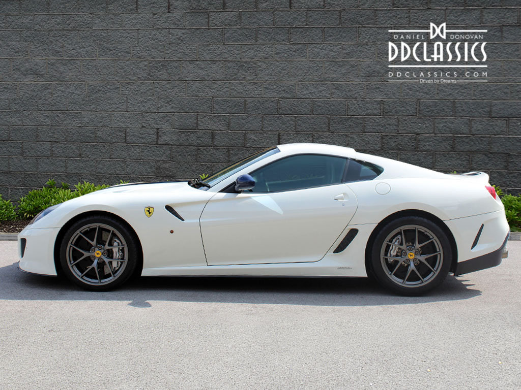 2011 Ferrari 599 GTO - Right Hand Drive for sale in London   For Sale (picture 3 of 6)