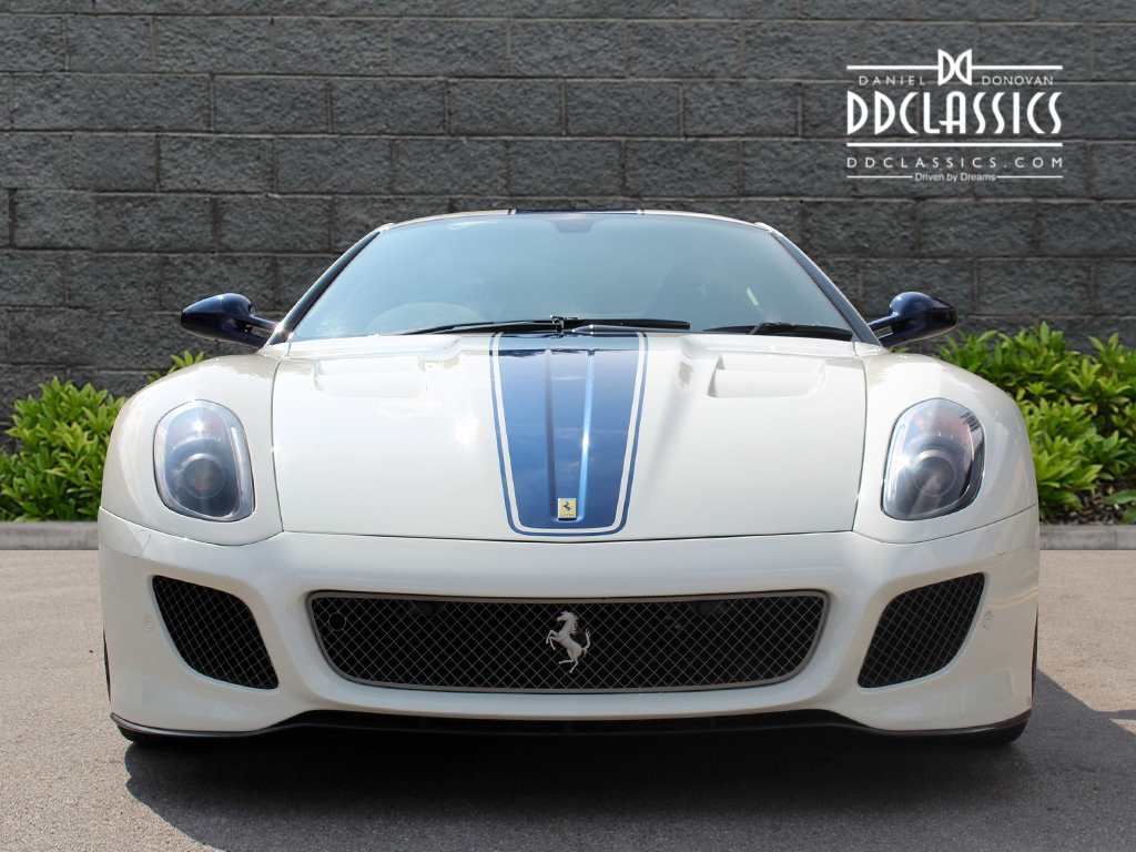 2011 Ferrari 599 GTO - Right Hand Drive for sale in London   For Sale (picture 4 of 6)