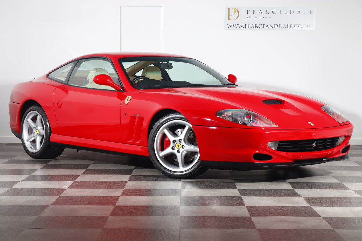 1998 / R Ferrari 550 Maranello For Sale (picture 1 of 6)