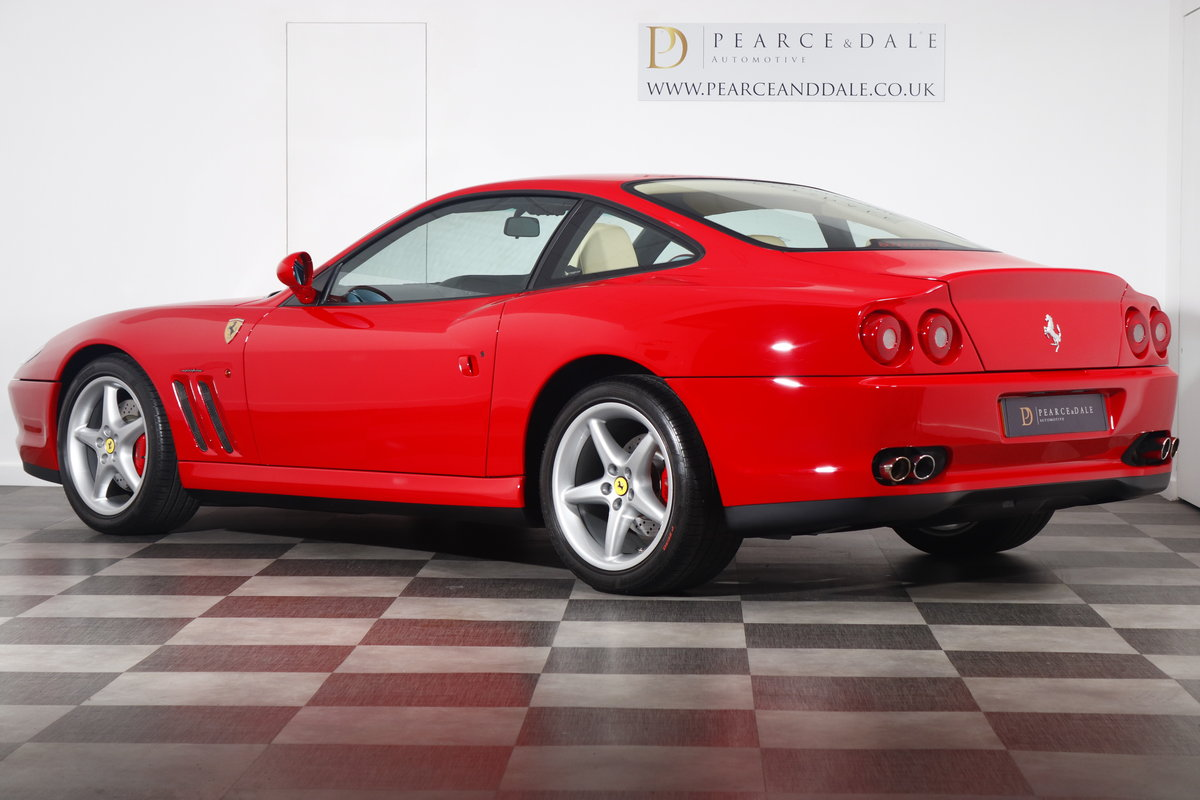 1998 / R Ferrari 550 Maranello For Sale (picture 2 of 6)