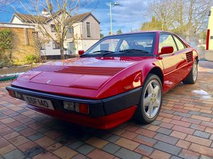 1982 Ferrari Mondial for sale at EAMA Auction 30/3 For Sale by Auction