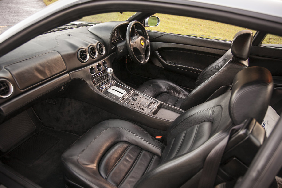1998 Ferrari 456M GTA For Sale by Auction (picture 6 of 6)