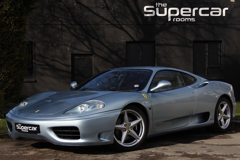 2001 Ferrari 360 Modena - 57K Miles - F1 -  For Sale (picture 1 of 6)