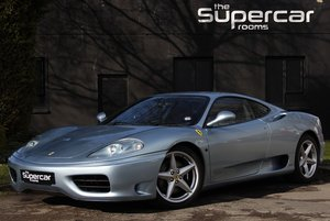 2001 Ferrari 360 Modena - 57K Miles - F1 -  For Sale