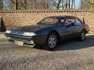 1987 Ferrari 412i only 31.512 miles, EU car, highly original, ori For Sale