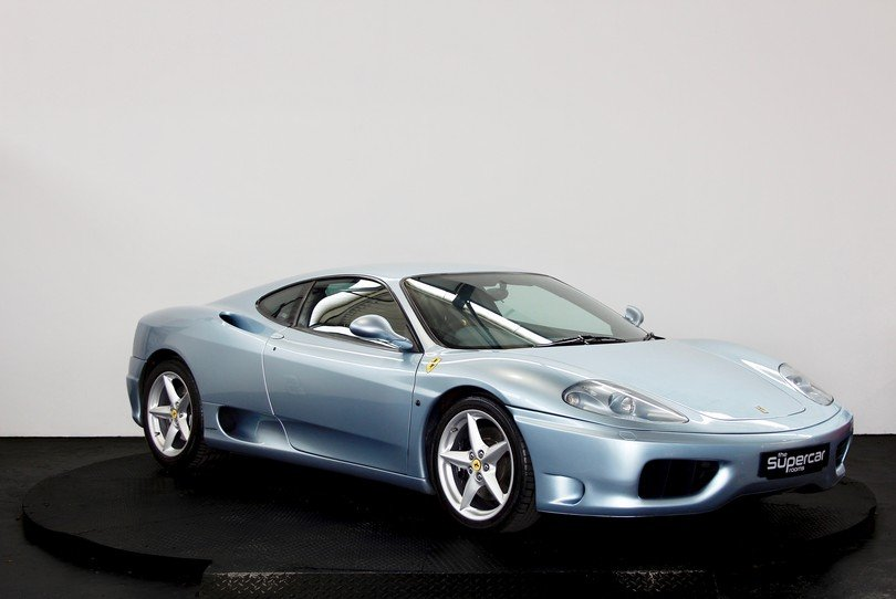 2001 Ferrari 360 Modena - 57K Miles - F1 -  For Sale (picture 2 of 6)