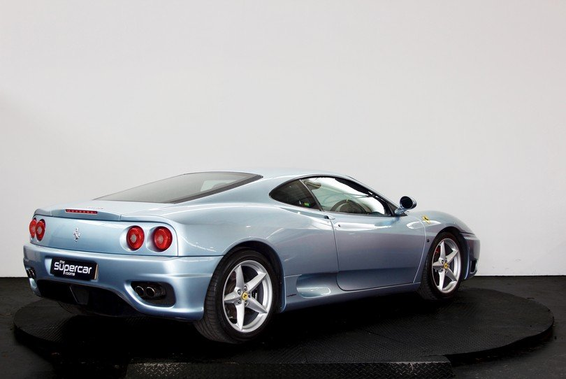 2001 Ferrari 360 Modena - 57K Miles - F1 -  For Sale (picture 3 of 6)