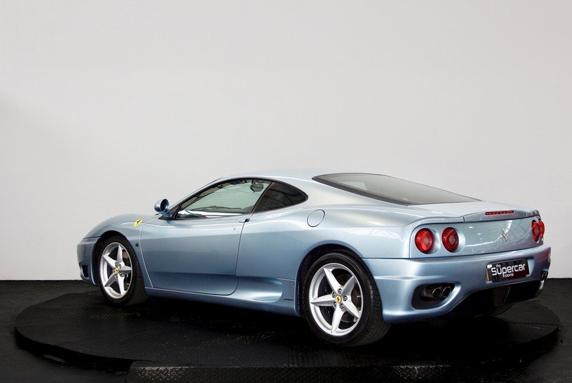 2001 Ferrari 360 Modena - 57K Miles - F1 -  For Sale (picture 4 of 6)