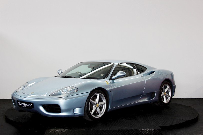 2001 Ferrari 360 Modena - 57K Miles - F1 -  For Sale (picture 5 of 6)