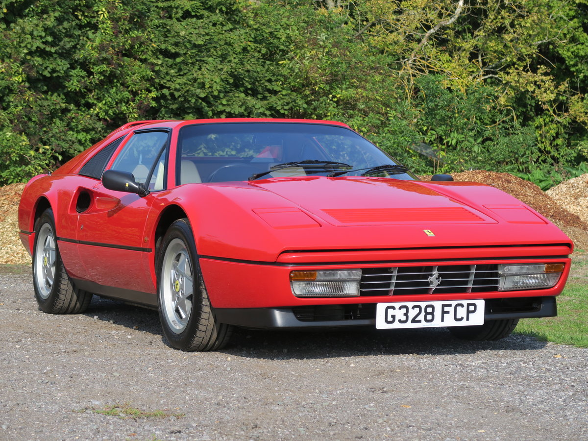 1989 Ferrari 328 GTS SOLD (picture 1 of 6)