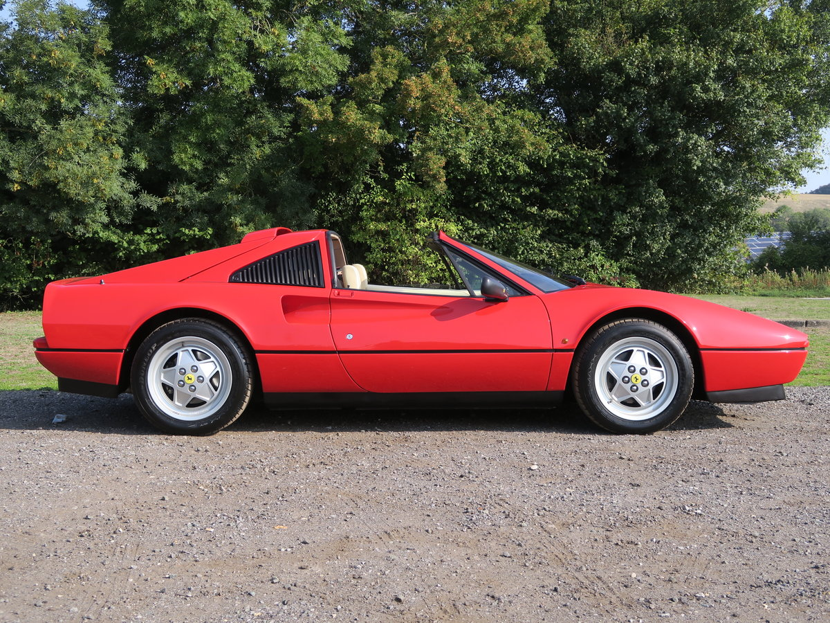 1989 Ferrari 328 GTS SOLD (picture 2 of 6)