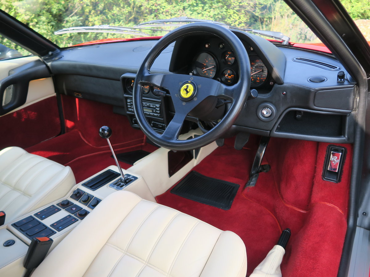 1989 Ferrari 328 GTS SOLD (picture 5 of 6)