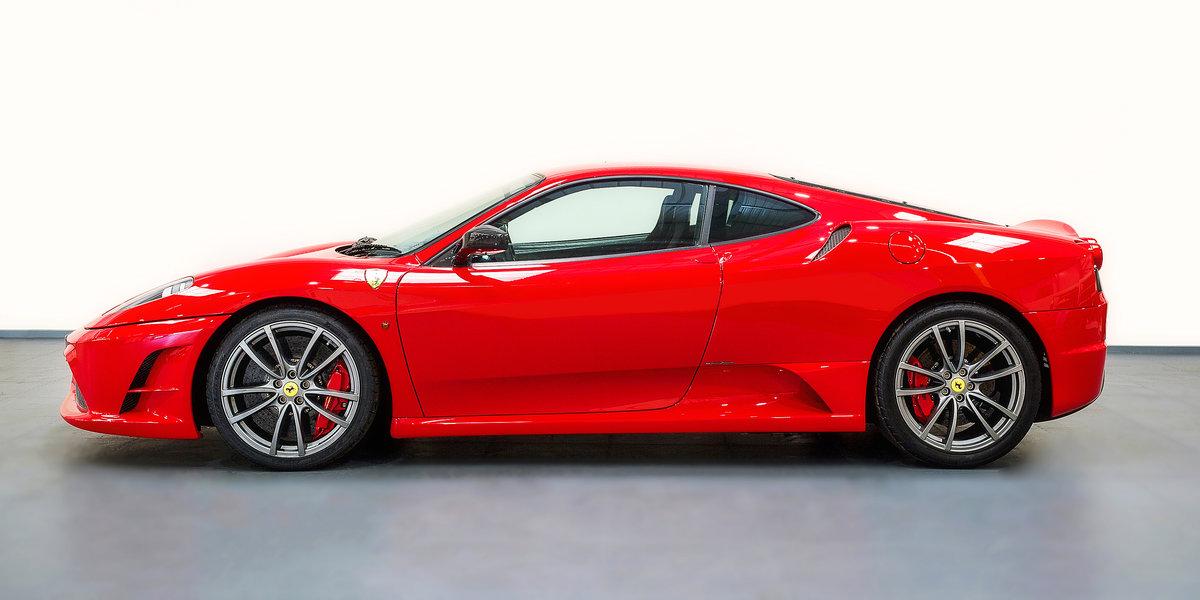 2008 Ferrari F430 Scuderia For Sale (picture 1 of 6)