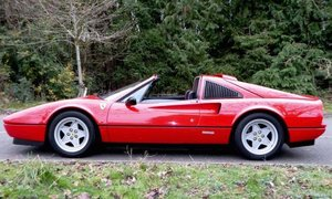 1987 Ferrari 328 GTS For Sale by Auction