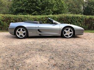 Ferrari F355 Spider F1 1999 21000 miles For Sale