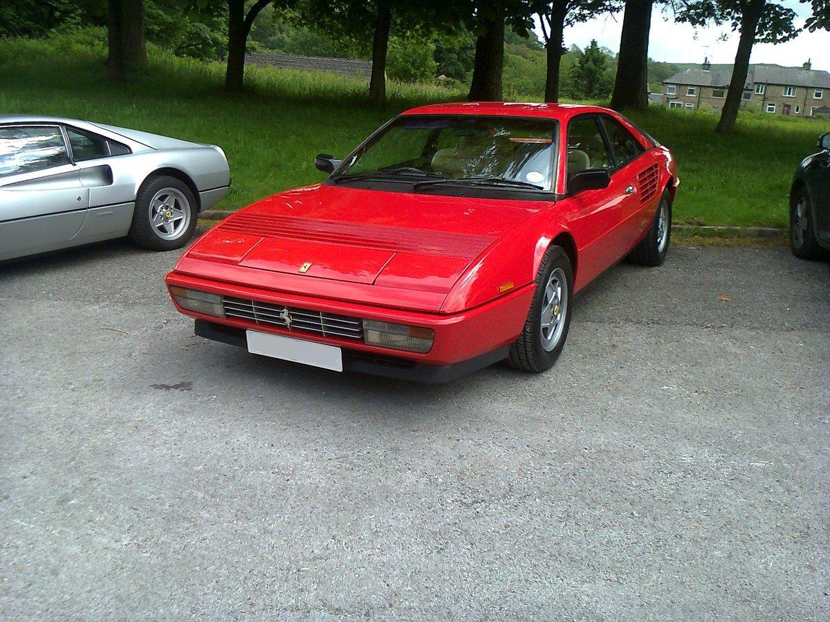 1988 Ferrari Mondial 3.2 coupe For Sale (picture 1 of 4)