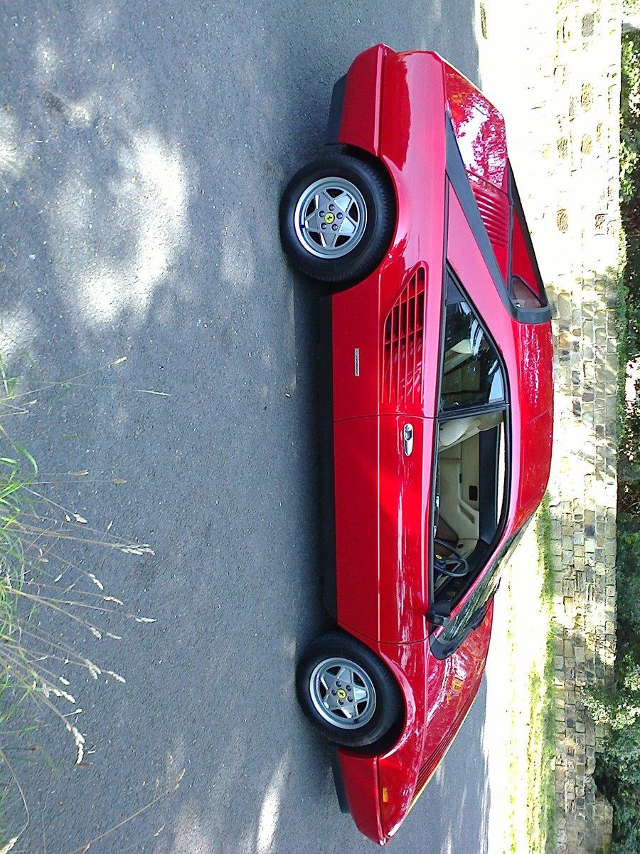 1988 Ferrari Mondial 3.2 coupe For Sale (picture 2 of 4)