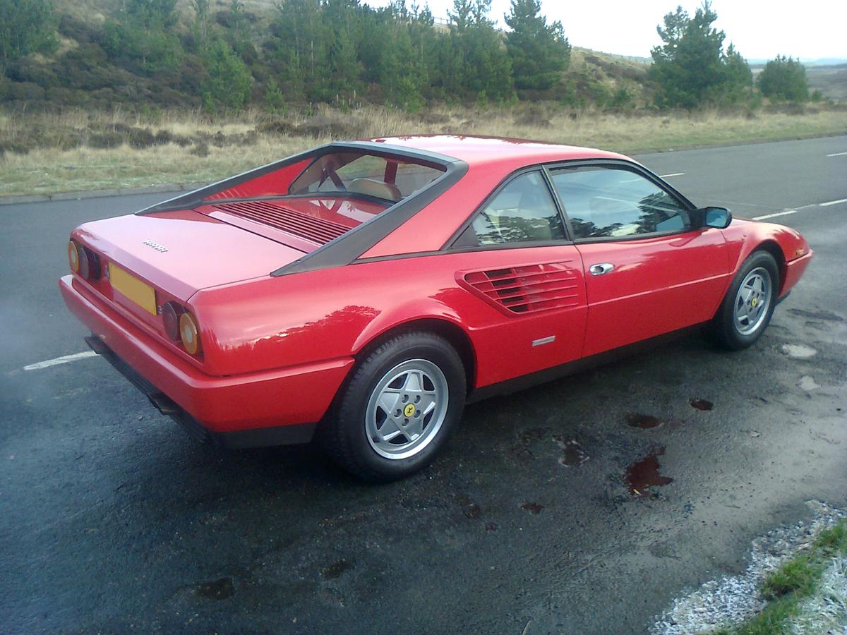 1988 Ferrari Mondial 3.2 coupe For Sale (picture 4 of 4)