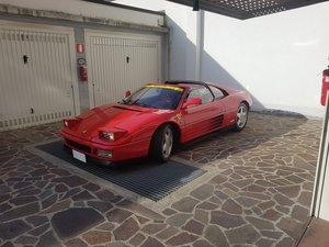 1989 FERRARI 348 GTS 1991 2 OWNER 36500 KM ORIGINAL