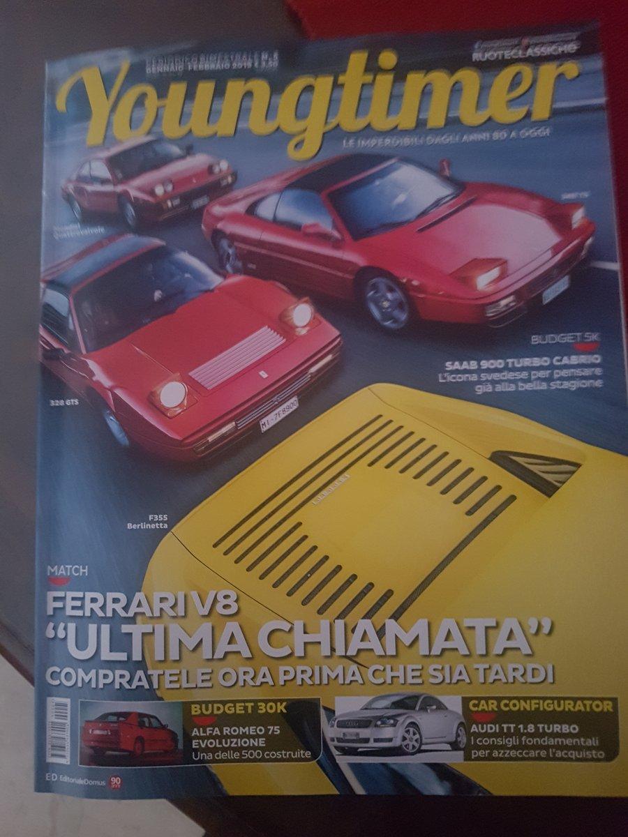 1989 FERRARI 348 GTS 1991 2 OWNER 36500 KM ORIGINAL For Sale (picture 2 of 6)