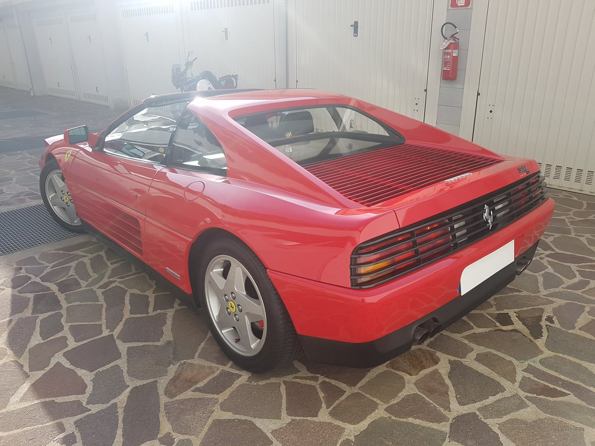 1989 FERRARI 348 GTS 1991 2 OWNER 36500 KM ORIGINAL For Sale (picture 4 of 6)
