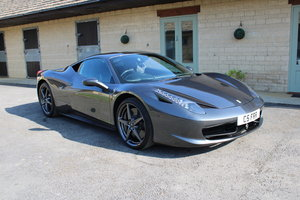 2013 FERRARI 458 - SOLD For Sale
