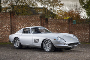 Picture of 1697 FERRARI 275 GTB/4 - ARGENTO SILVER METALLIC