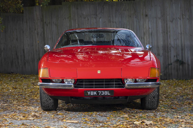 1973 FERRARI DAYTONA 365 GTB/4 - ROSSO RED For Sale (picture 1 of 6)