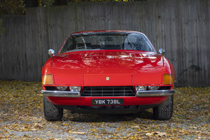 1973 FERRARI DAYTONA 365 GTB/4 - ROSSO RED For Sale