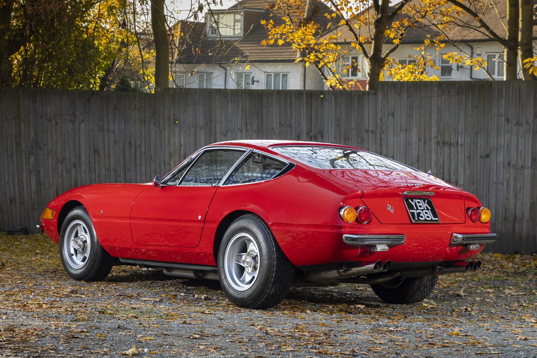1973 FERRARI DAYTONA 365 GTB/4 - ROSSO RED For Sale (picture 5 of 6)