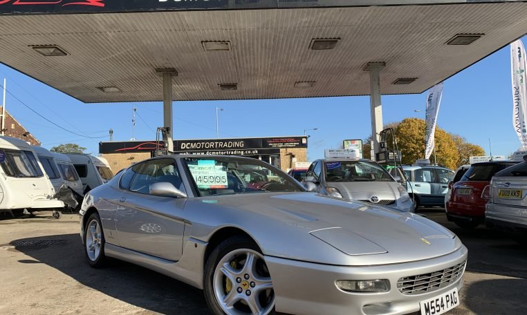 1995 Ferrari 456 5.5 GT Coupe For Sale (picture 1 of 6)