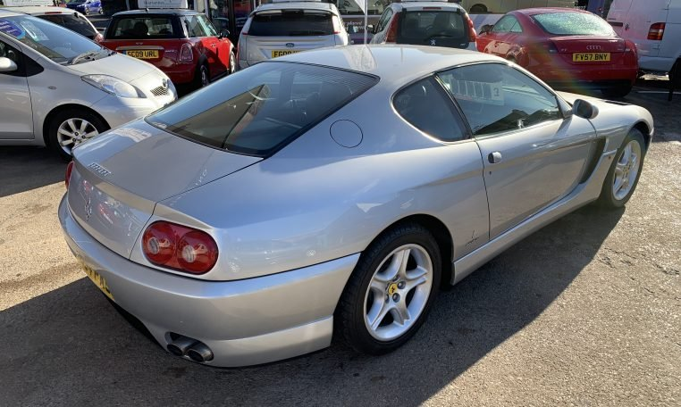 1995 Ferrari 456 5.5 GT Coupe For Sale (picture 3 of 6)