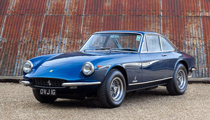 1969 FERRARI 365 GTC 1 of 22 RHD