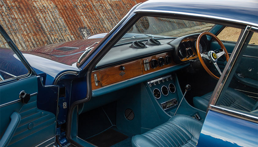 1969 FERRARI 365 GTC 1 of 22 RHD For Sale (picture 4 of 6)