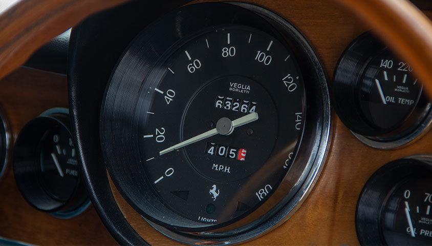 1969 FERRARI 365 GTC 1 of 22 RHD For Sale (picture 6 of 6)