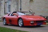 1992 Ferrari 348 TS Targa - 44,000 Miles  SOLD