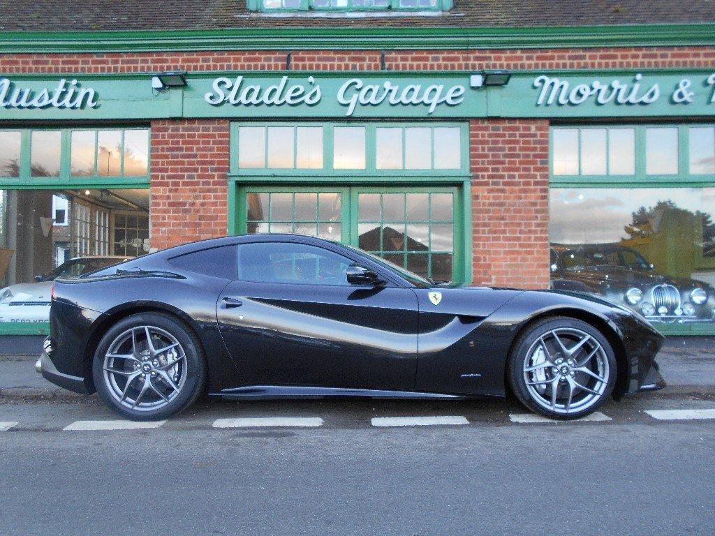 2014 Ferrari F12 Berlinetta Coupe  For Sale (picture 1 of 4)