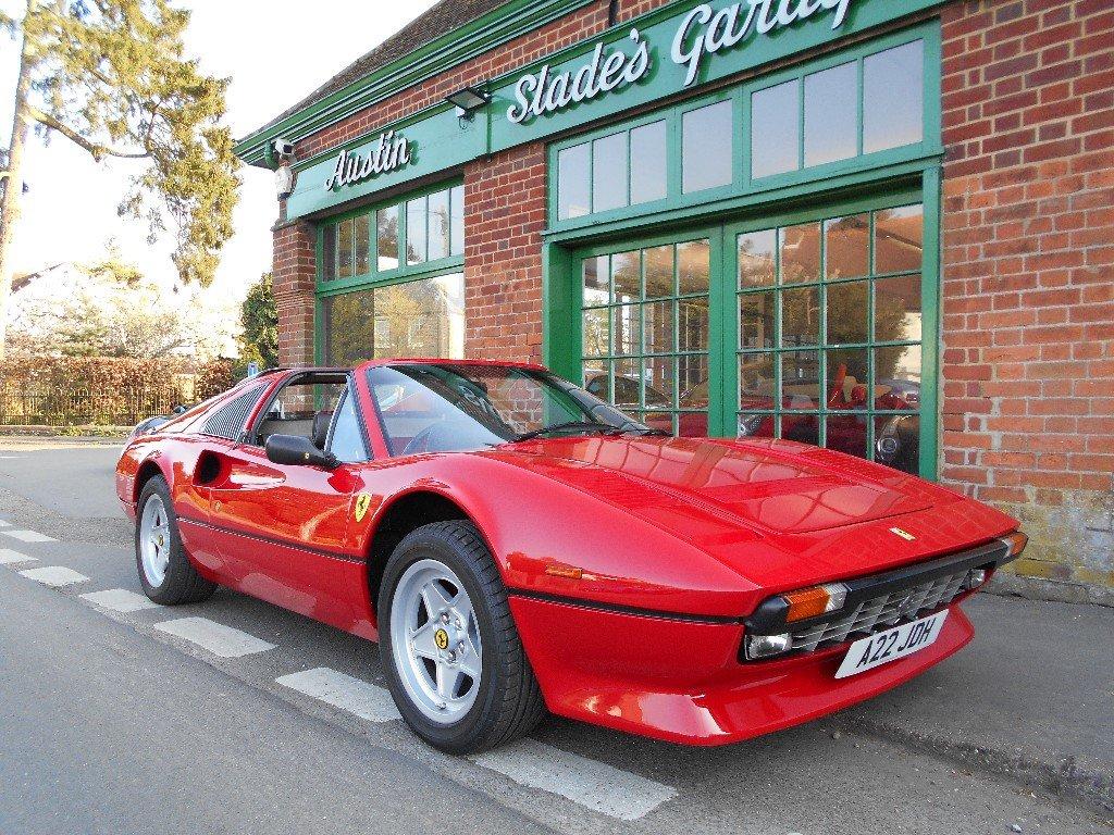 1983 Ferrari 308 GTSi QV Coupe Manual  For Sale (picture 2 of 4)