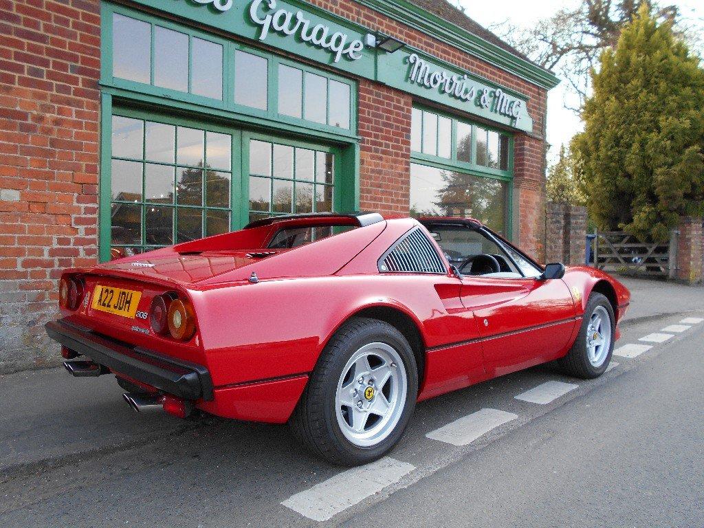 1983 Ferrari 308 GTSi QV Coupe Manual  For Sale (picture 3 of 4)