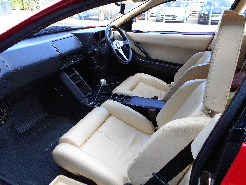 1989 Ferrari Testarossa Coupe Manual  SOLD (picture 4 of 4)