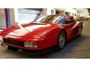 Ferrari Testarossa 1985 For Sale