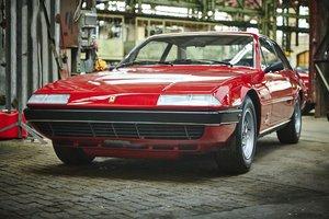 1973 Ferrari 365 GT4 2+2: 13 Apr 2019 For Sale by Auction