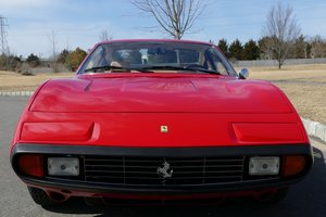 1972 survivor  totally reconditioned Ferrari365 GTC4
