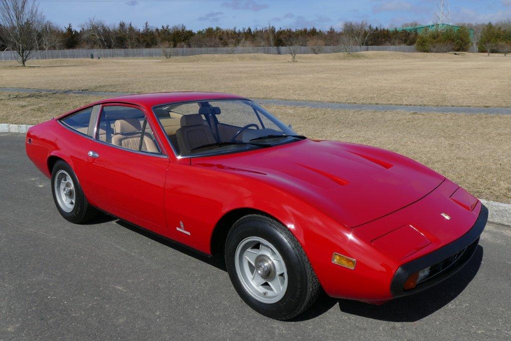 1972 survivor  totally reconditioned Ferrari365 GTC4 For Sale (picture 3 of 6)