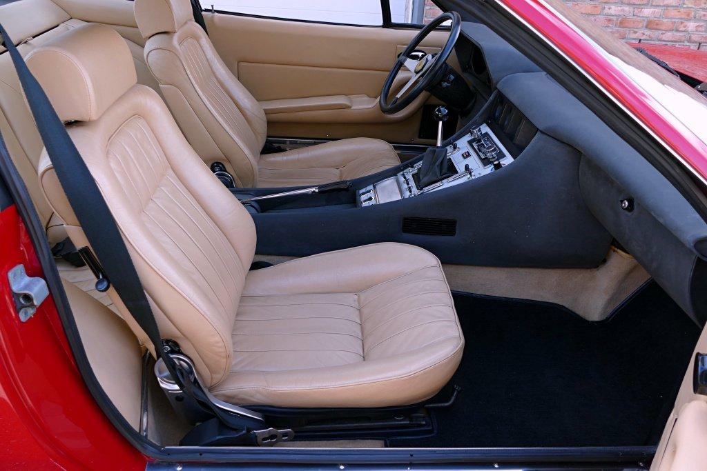 1972 survivor  totally reconditioned Ferrari365 GTC4 For Sale (picture 4 of 6)
