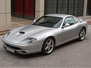 Picture of 2001  Ferrari 550 Maranello, 19914km, as new, manual