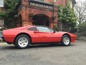 1985 FERRARI 308 GTS QV JUST HAD A MASIVE SERVICE & IS STUNNING