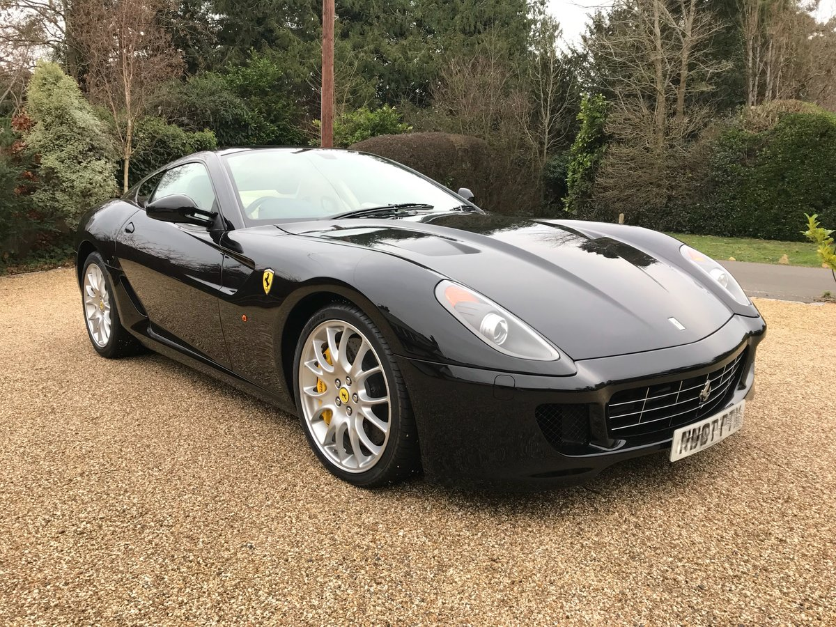 2007 BEAUTIFUL Ferrari 599 GTB,10,200 miles, full history,  For Sale (picture 1 of 6)