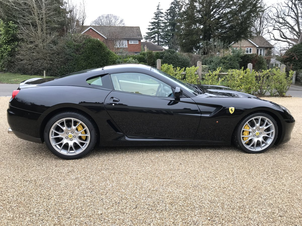 2007 BEAUTIFUL Ferrari 599 GTB,10,200 miles, full history,  For Sale (picture 3 of 6)