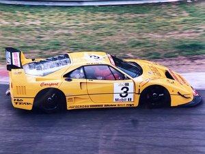 1993 Ferrari F40 LM Spec race car full known/famous race history For Sale